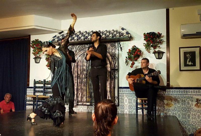 onde ver Flamenco em sevilha