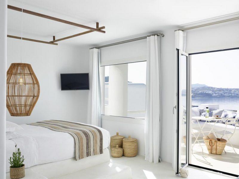Onde se hospedar em Mykonos