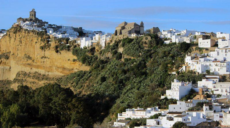 Arcos de la Frontera, da rota dos pueblos blancos da Andaluzia