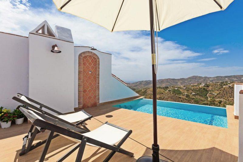 Hotel El Torreon 109 em Frigiliana