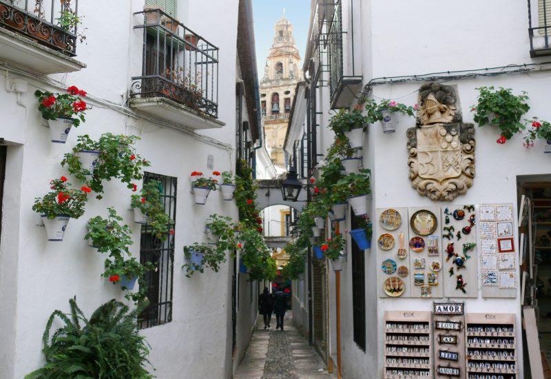 Calleja de las Flores, em Córdoba