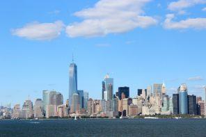NY no inverno