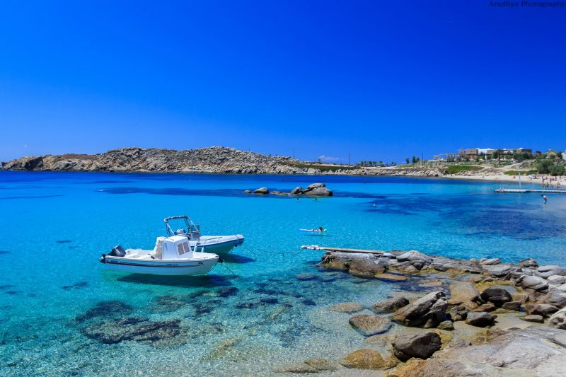 praias mais bonitas de Mykonos