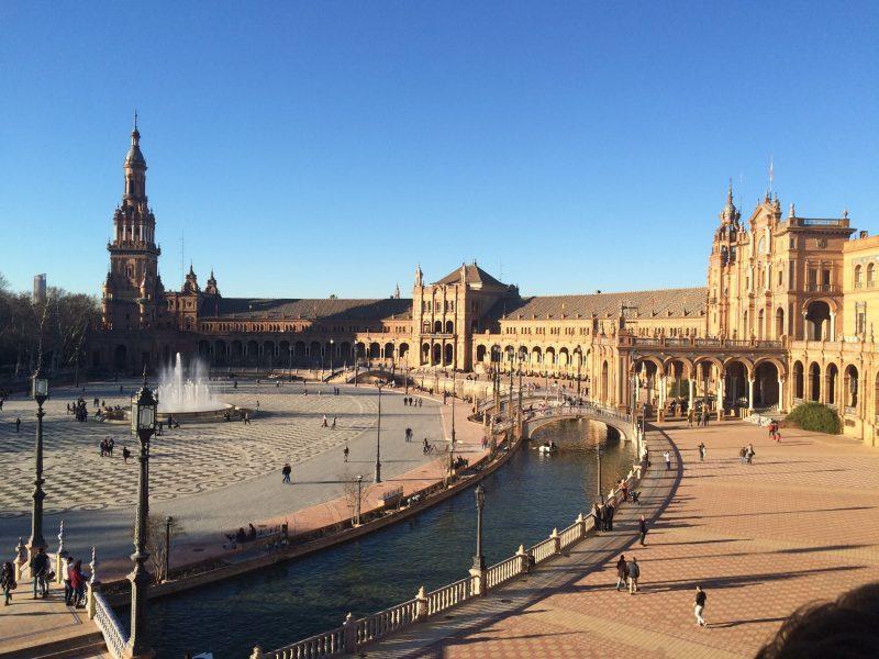 atrações em Sevilha