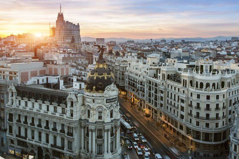 Roteiro Portugal e Espanha atrações madrid