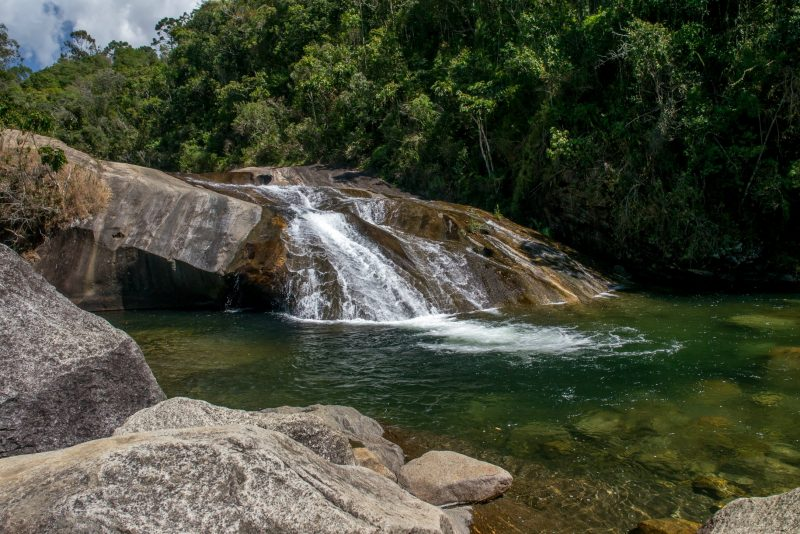 Cachoeira do Escorrega Visconde de Mauá