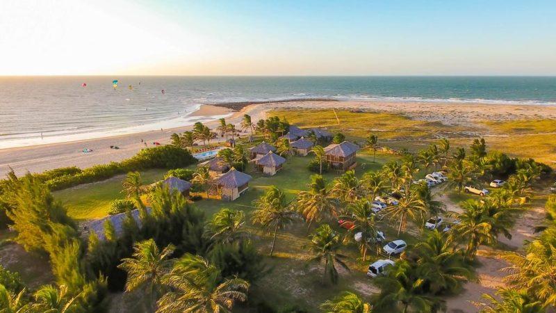 A Vila Itaqui: onde ficar no Delta do Parnaíba