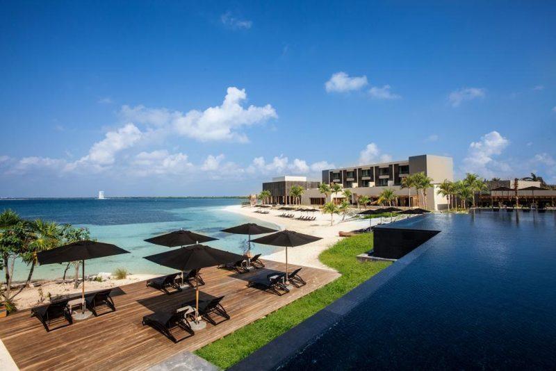 melhores hoteis em cancun