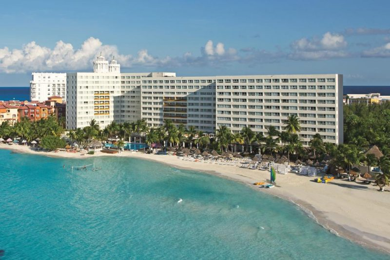 Hoteis em Cancún: o Dreams Sands