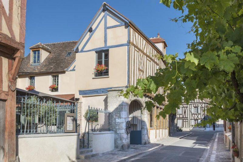 Hotel Aux Vieux Remparts