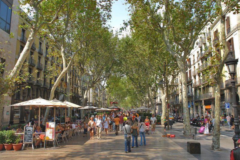 Onde comprar em Barcelona