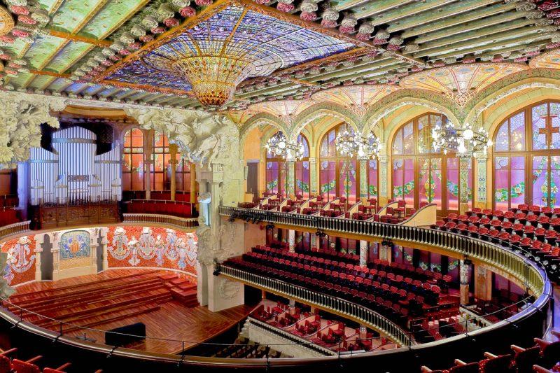 Roteiro Barcelona 3 dias: Palau de la Musica Catalana