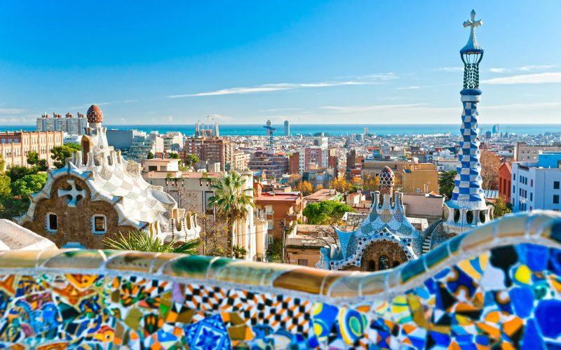 melhores lugares para visitar em Barcelona