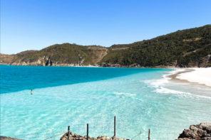 10 Destinos no Brasil que parecem o Caribe