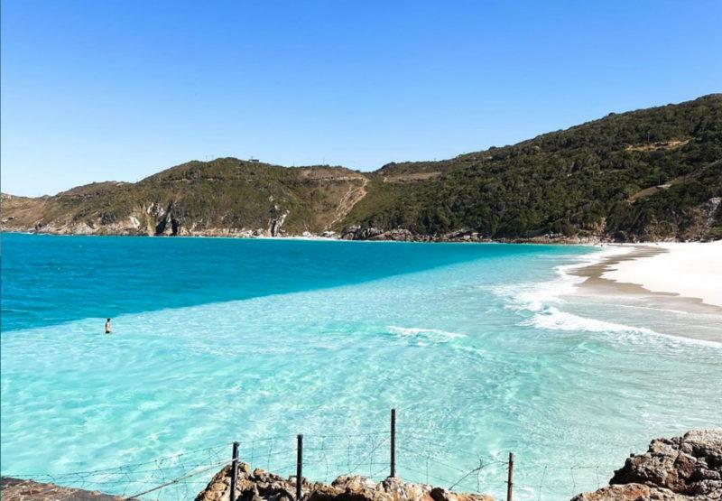 Arraial do Cabo:passeios privativos de barco para as praias é opção mais segura na pandemia.