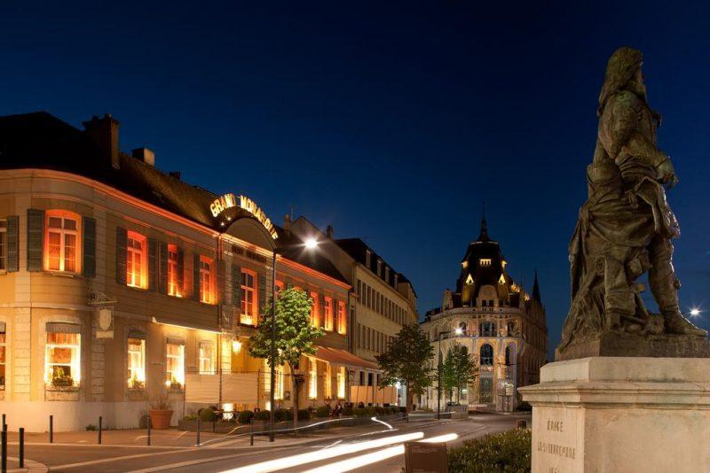onde se hospedar em Chartres