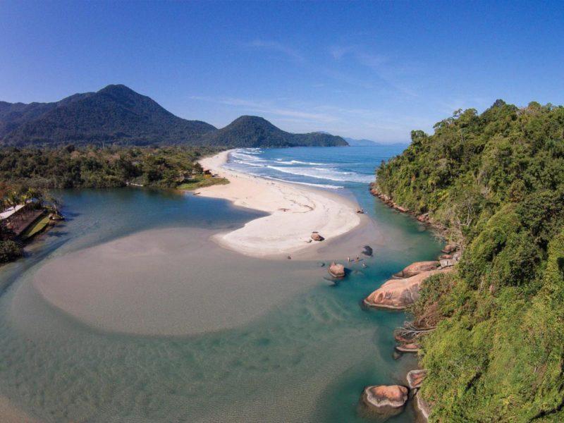 Destinos no Brasil que parecem o Caribe