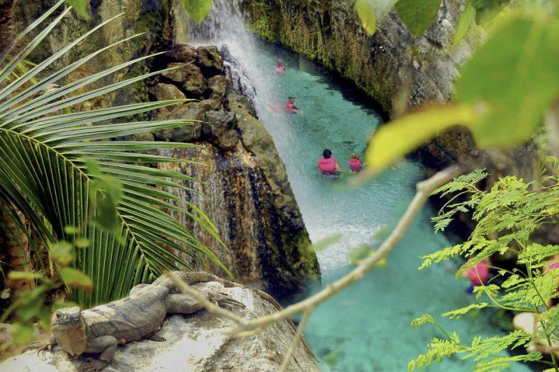 parques aquáticos cancun