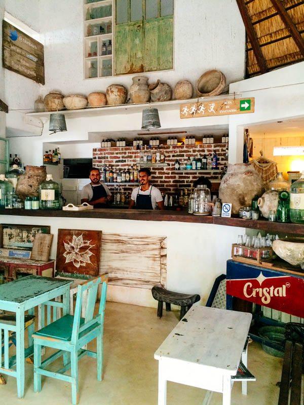 dicas de tucum: restaurante da Posada Marguerita