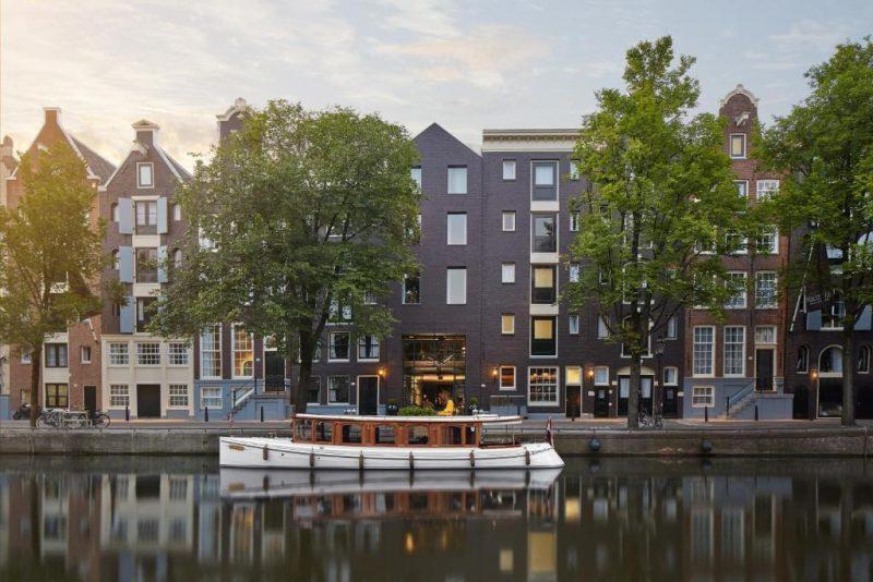 Melhores hoteis em Amsterda: Pulitzer, lindo, e de frente pro canal