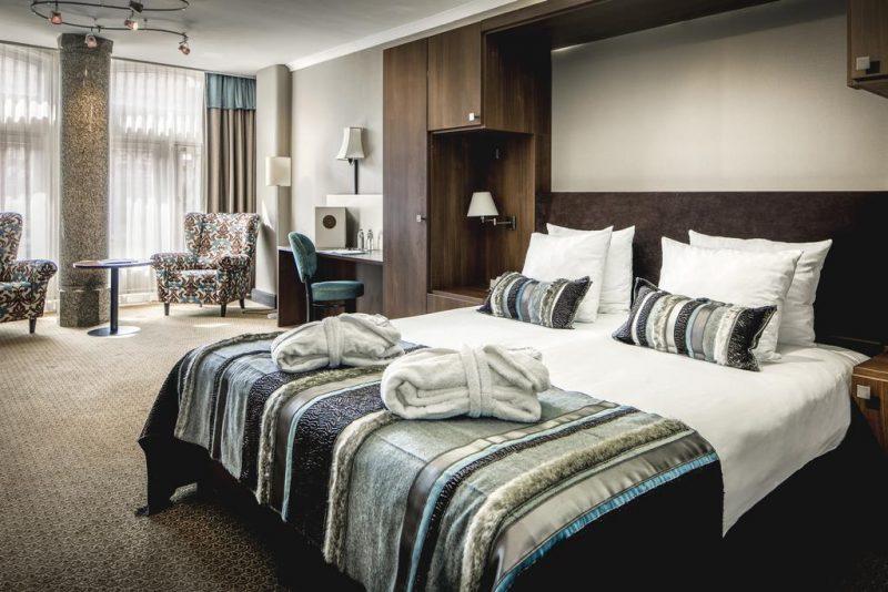 Hotéis em Amsterda