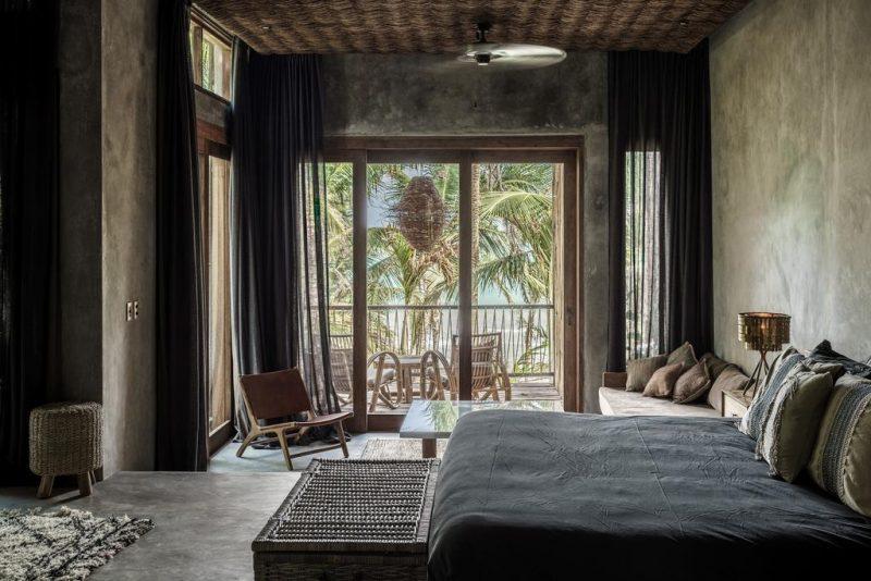 Hotéis de luxo em Tulum