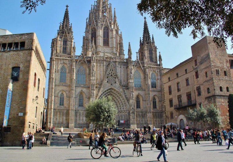 roteiro 5 dias em Barcelona: o que fazer
