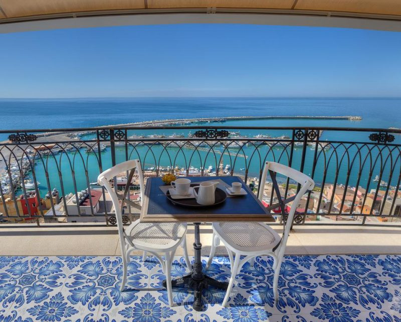Melhores hotéis na Sicília