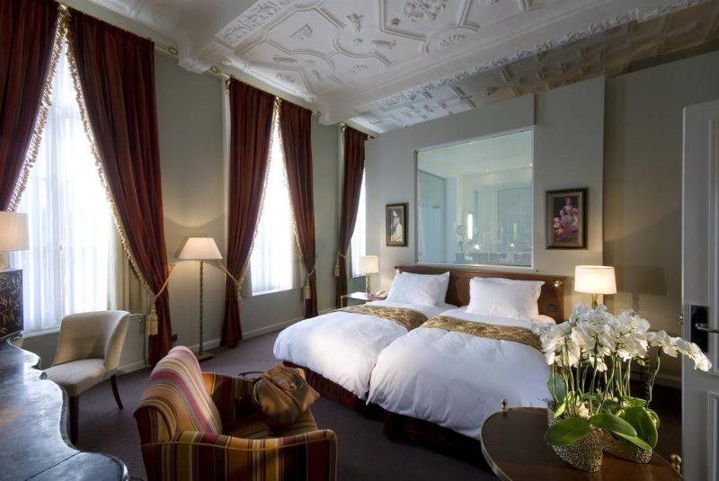 lugares para ficar em Bruges