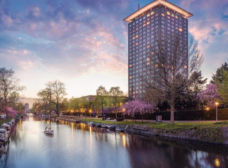 Melhores hotéis em Amsterdam