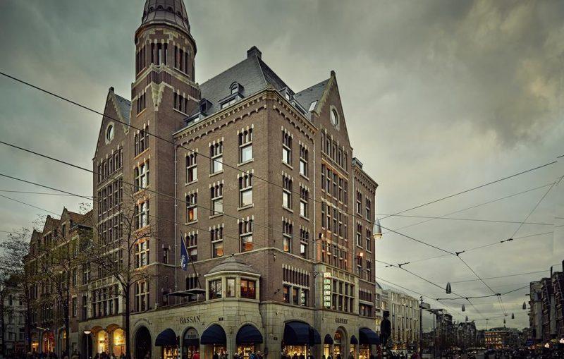 Hotéis de luxo em Amsterda
