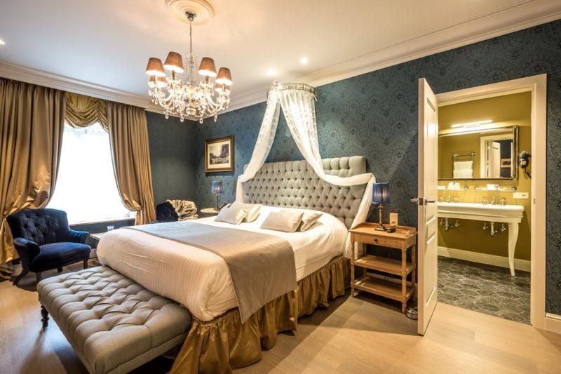 melhores hotéis em Bruges