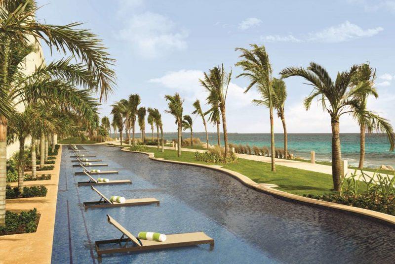 Um dos melhores hoteis de Cancun