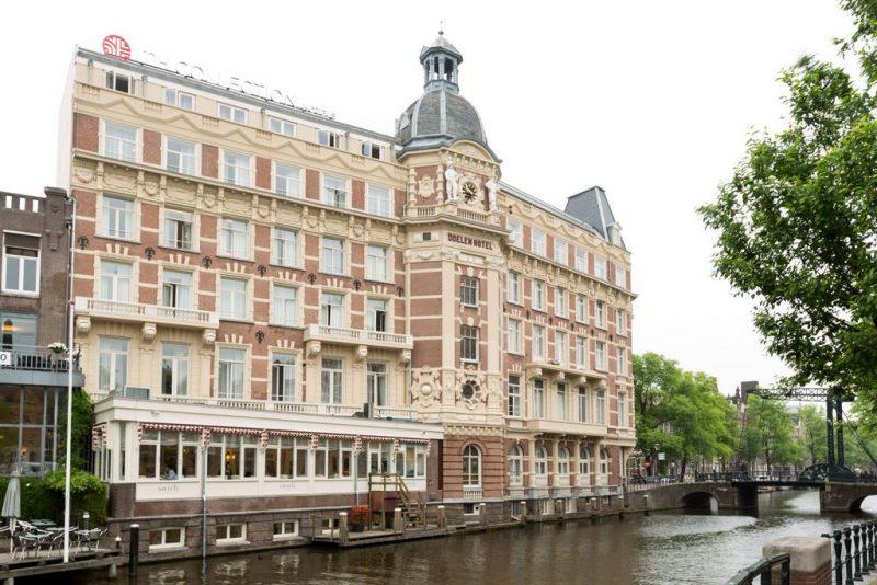 Hotéis em Amsterdam: