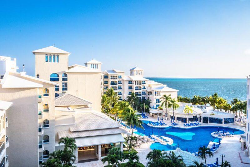 Hoteis na Zona Hoteleira de Cancún