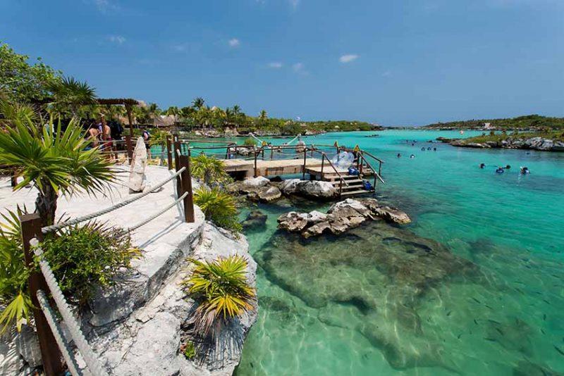 Roteiro 6 dias em Cancún e Riviera Maya: parque Xel Há