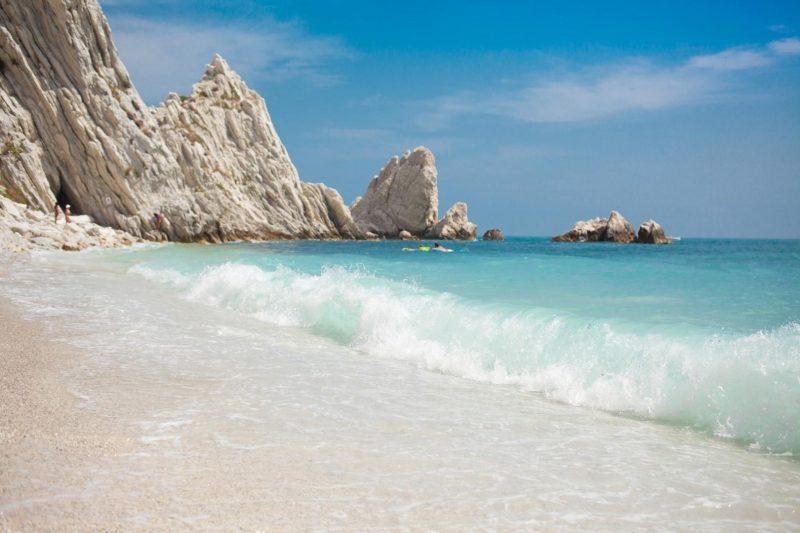 As 10 praias mais lindas da Itália