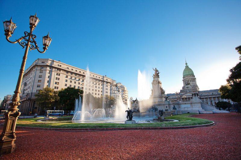 dicas de Buenos Aires: Parque del Rosedal