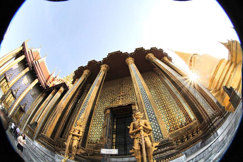 Quanto custa viajar para a Tailandia: o Gran Palace