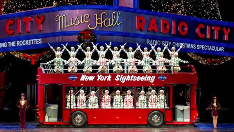 O Radio City Christmas Spetacular: um clássico da Broadway no Natal de Ny