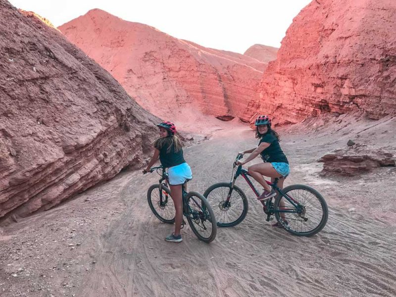 bicicleta Atacama