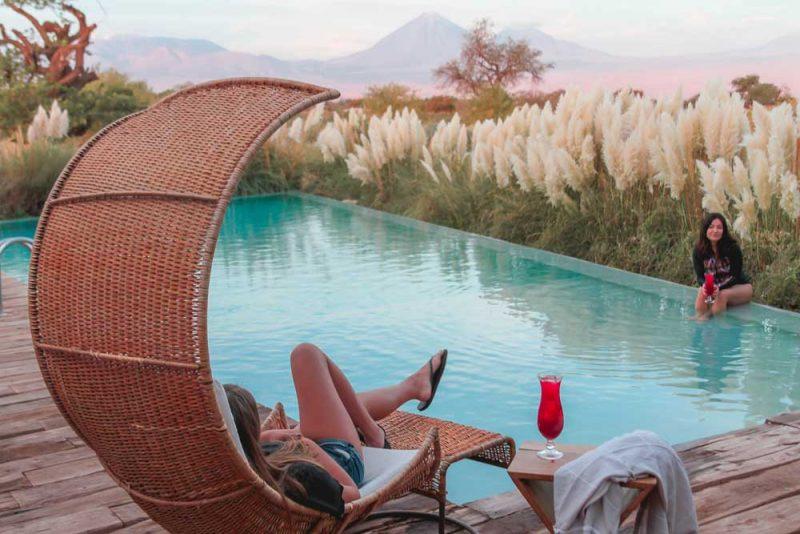 Onde ficar no Atacama: melhores hoteis Tierra Atacama