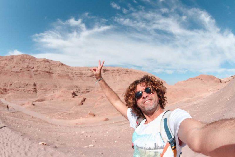 dicas do atacama: Vale de Marte Atacama
