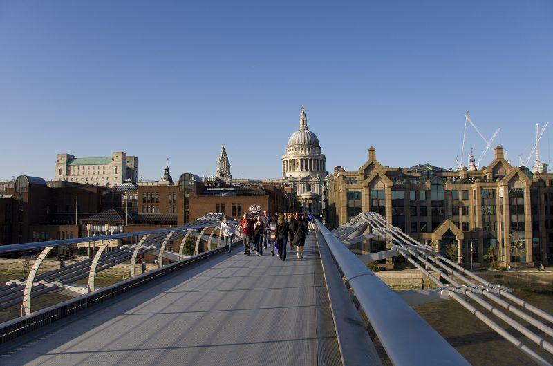 3 dias em Londres