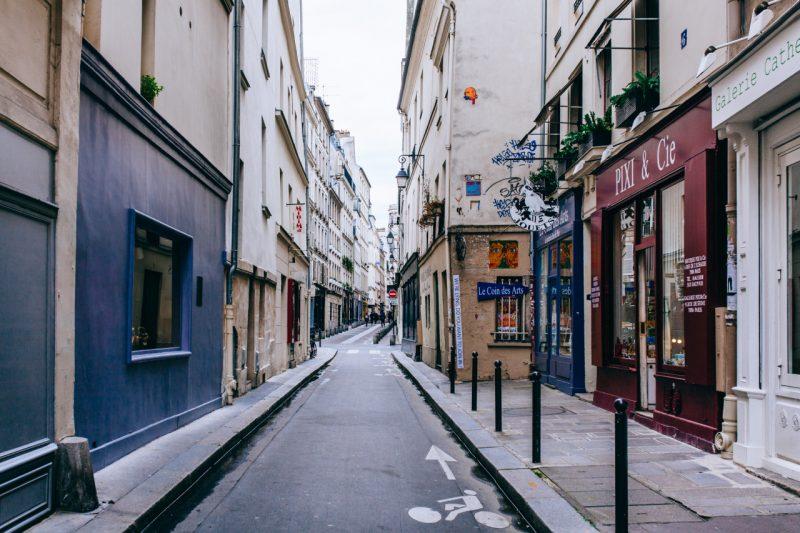 1ff2f2e748f 40 Lugares diferentes em Paris