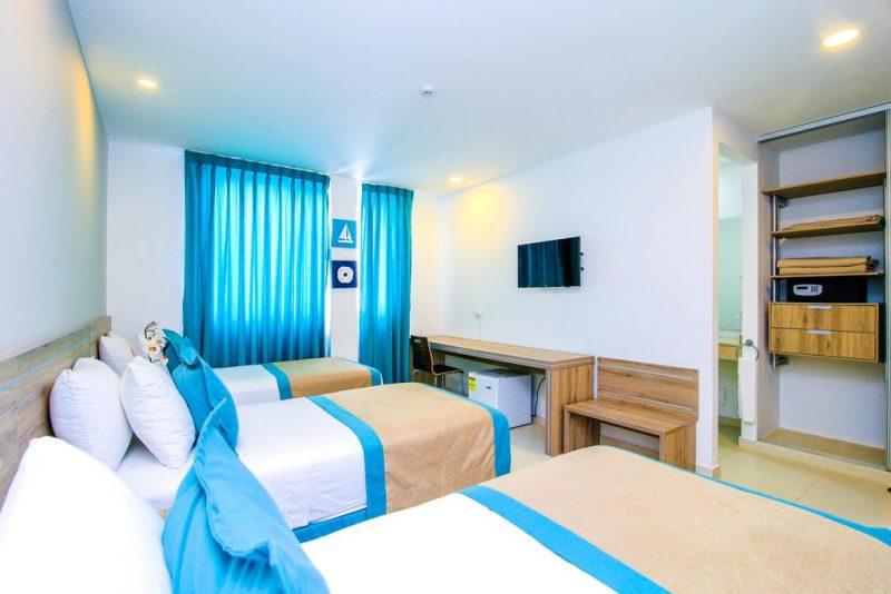 Hotéis em San Andres
