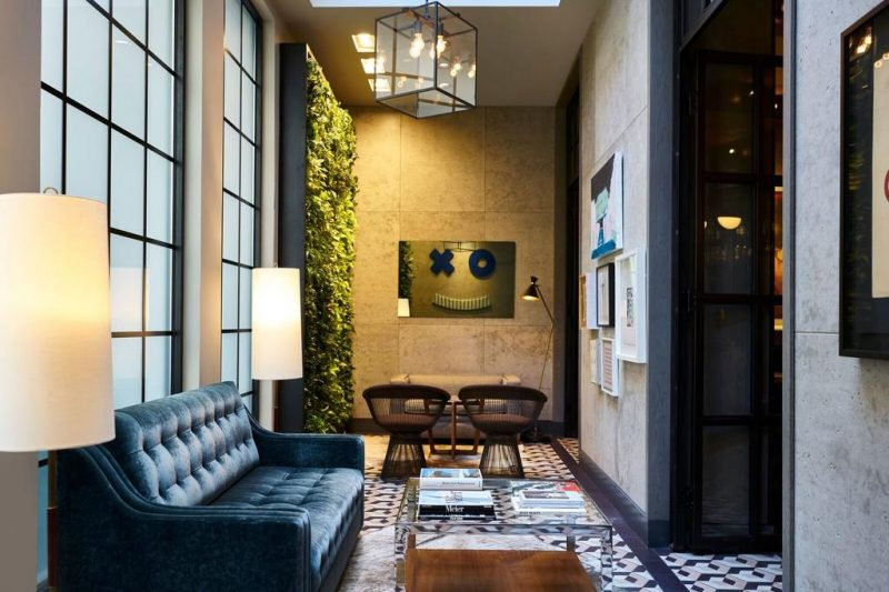 Hoteis no Soho NY: o decor moderninho do Sixty Soho, um dos nossos hoteis preferidos