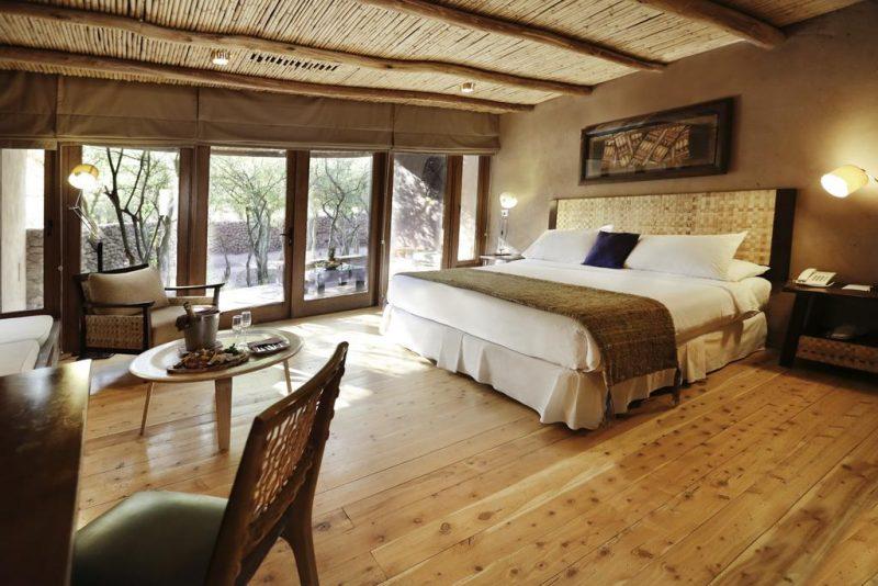 hoteis de luxo no Atacama