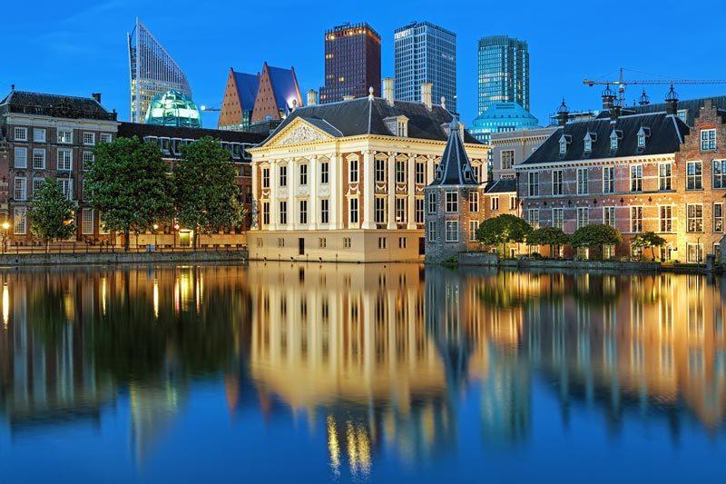 bate-volta de Amsterdam