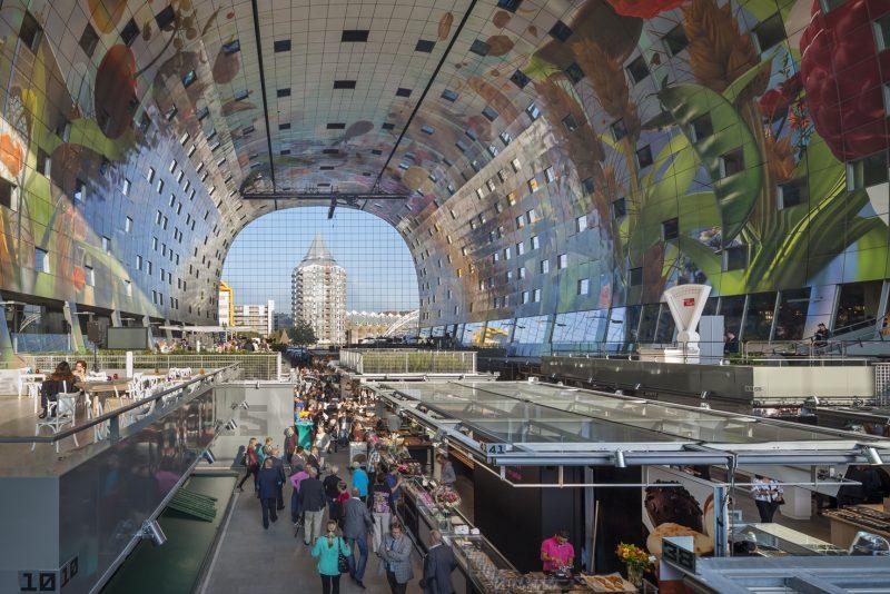 lugares para fazer bate-volta a partir de Amsterdam